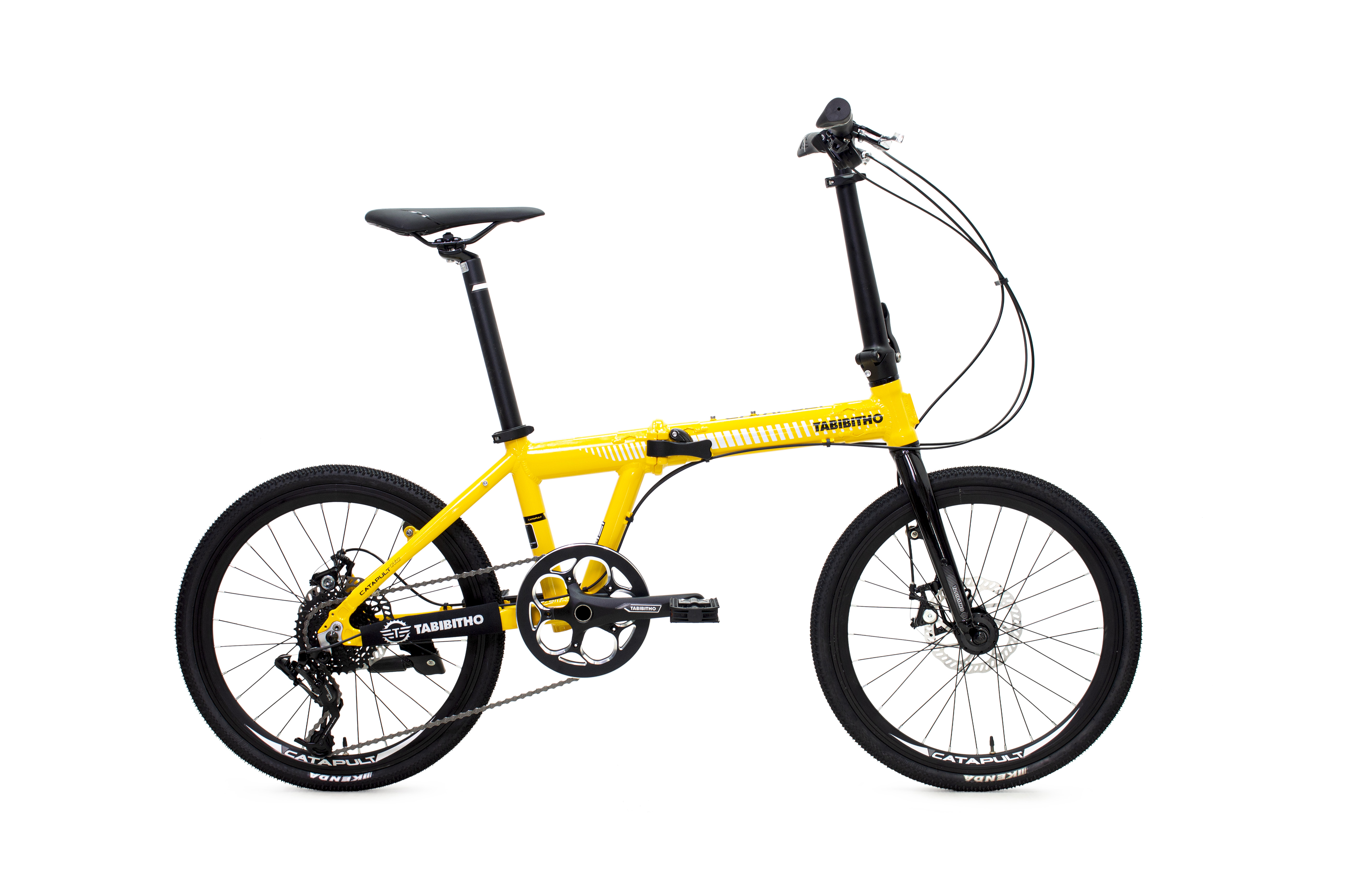 20″ Catapult ELITE Glossy Yellow