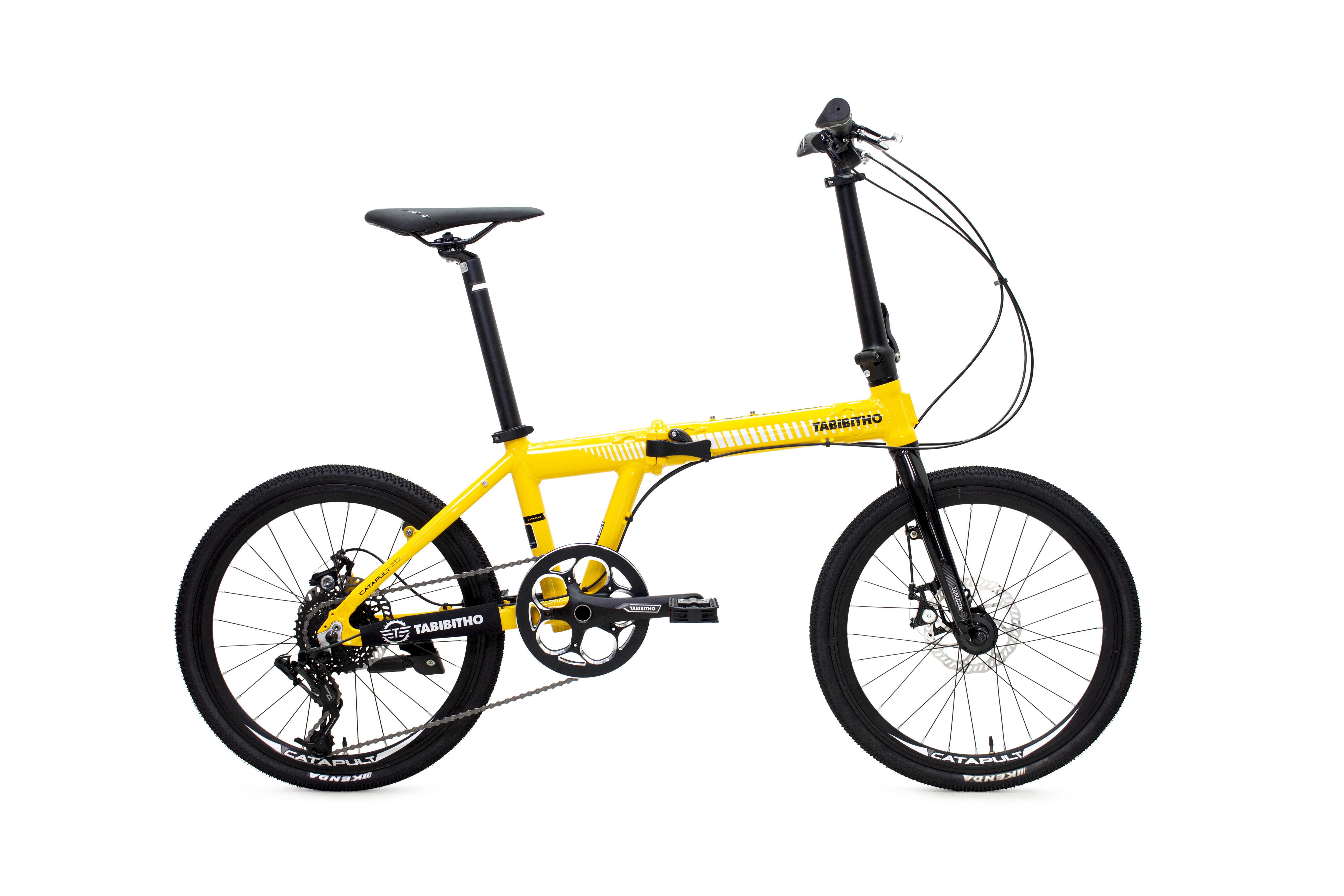 20″ Catapult ELITE Glossy Yellow